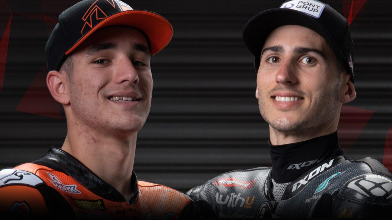 Iker Lecuona y Xavi Vierge darán el salto a superbikes en 2022