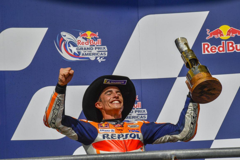 """Marc Márquez: """"Quería estar en el podio, como mínimo"""""""